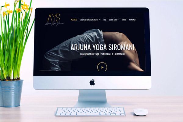 cours privés de yoga à La Rochelle